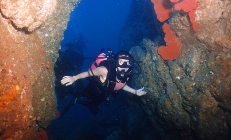 Coffee bay deep sea fishing